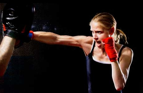 Group Boxing Classes 107