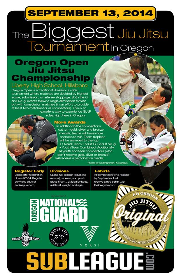 oregon open 2014